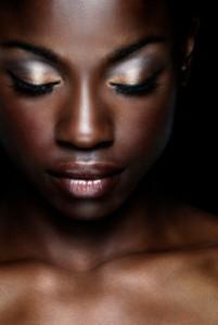 She's not Negroid. I'm not Caucasian.