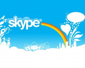 Skype is a great tool for getting your message across, even if it isn't perfect.