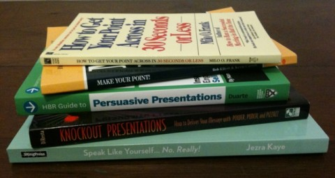 5 Top Public Speaking Books