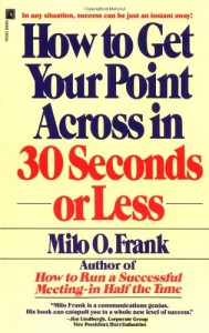 The grandfather of public speaking books. Check it out!