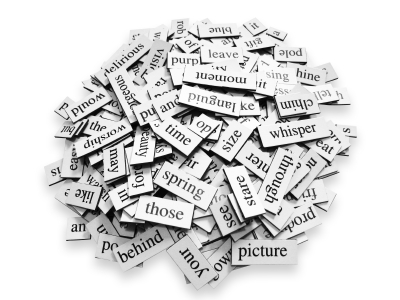 pile of words (10676885)