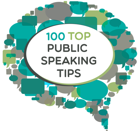 100 Top Public Speaking Tips