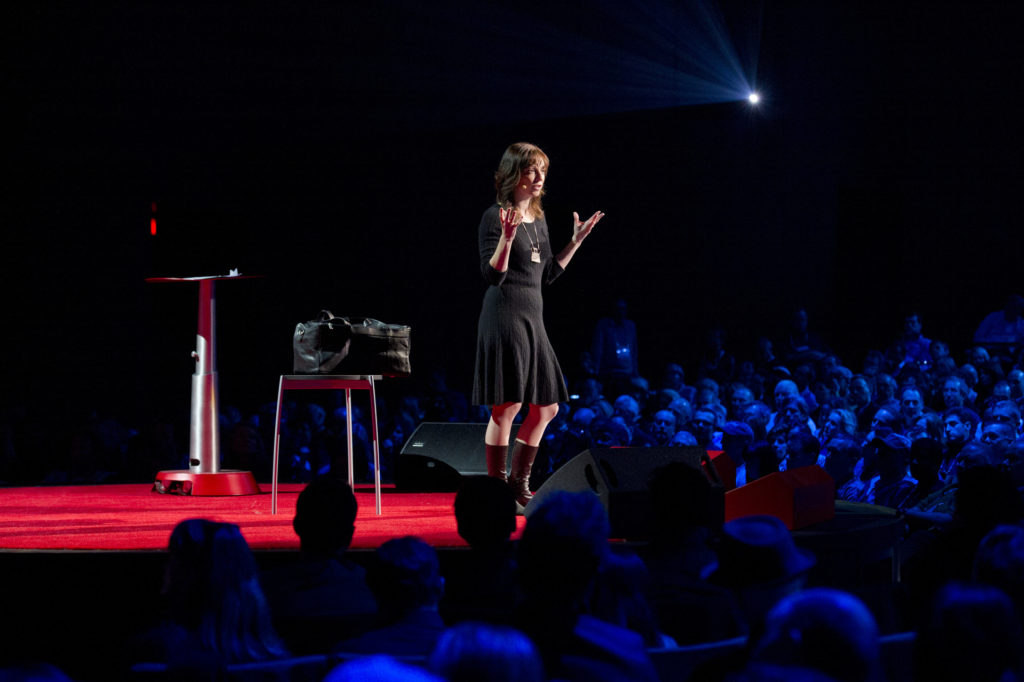 Giving a TED-Style Talk? Here's How They're Different from Business Presentations | Speak Up For Success