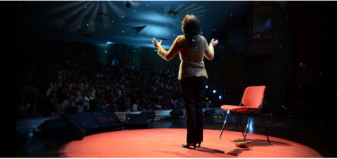 giving a ted-style talk? here's how they're different from, Presentation templates