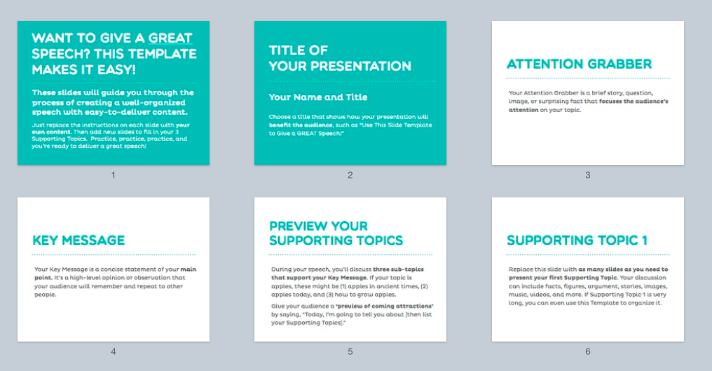 public speaking tip 71 to get power from your powerpoint